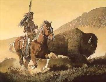 Historique du bison